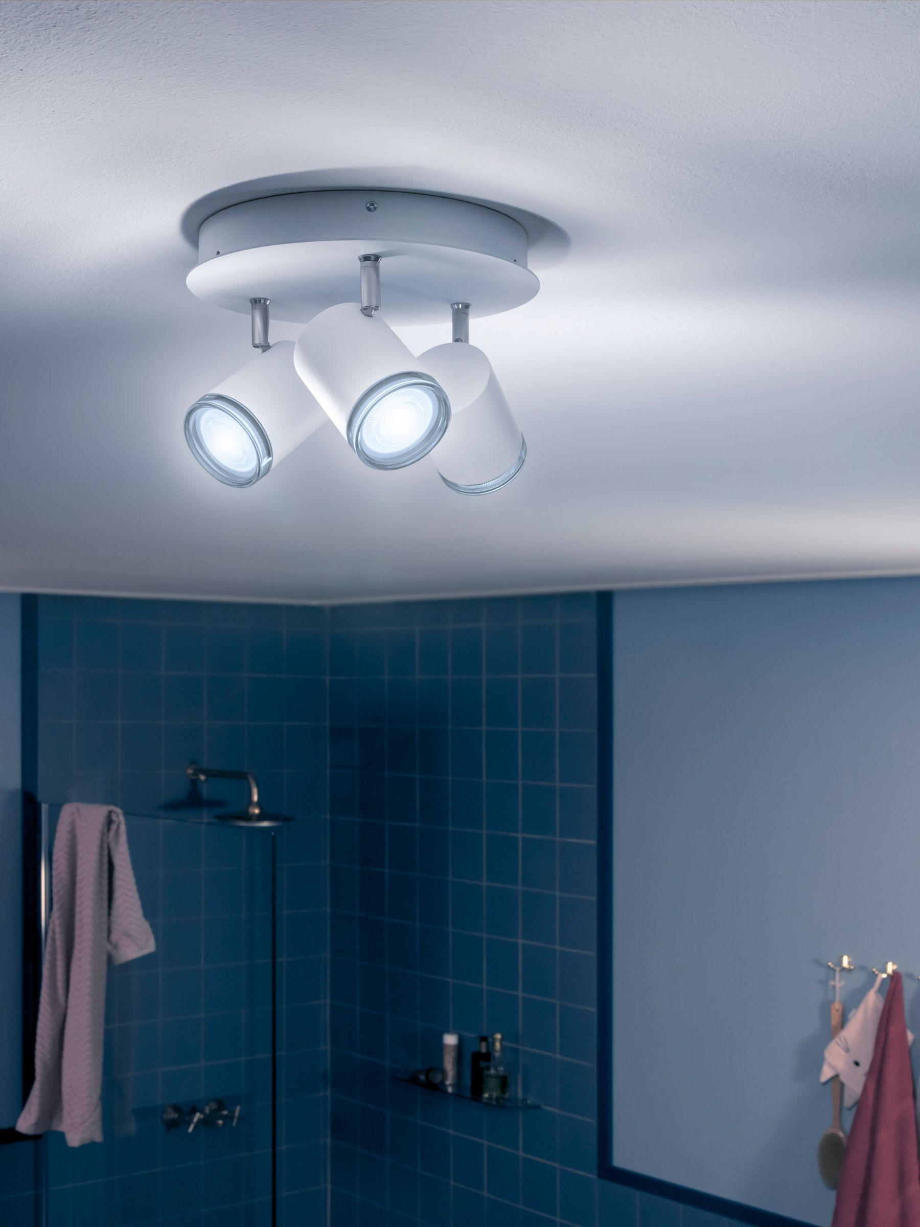 Ambiance Et Style Poitiers philips hue white ambiance adore led triple bathroom