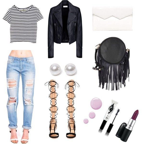 A collection curated on the polyvore app