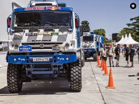 Janwib.blogspot Oldtimers en Meer : Dakar start 2015