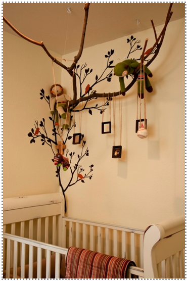 would work over a kid\'s bed, too. | For the Home | Pinterest ...