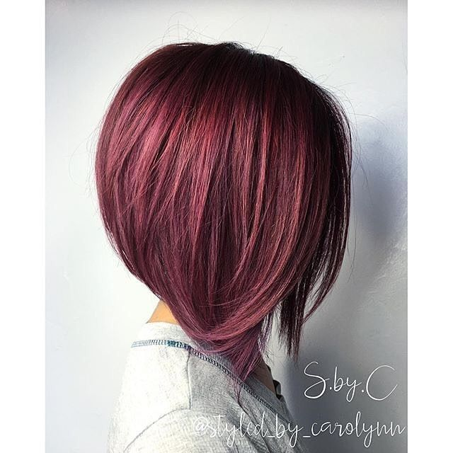 Love This Color This And That For Hair Pinterest Hair Style