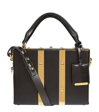 Albany Mini Suitcase tote Sophie Hulme YPqPRQbkh