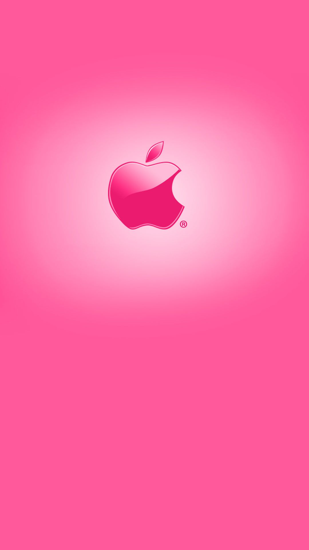 Cute pink Apple | Apples in Pink and Red! | Pinterest | Apples ...