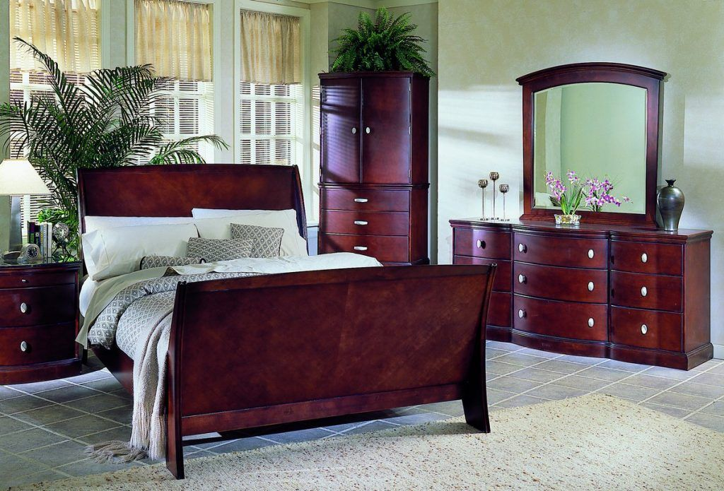 Image Result For How To Decorate With Cherry Wood Living Room Furniture Master Bedrooms Decor Dark Wood Bedroom Furniture Remodel Bedroom