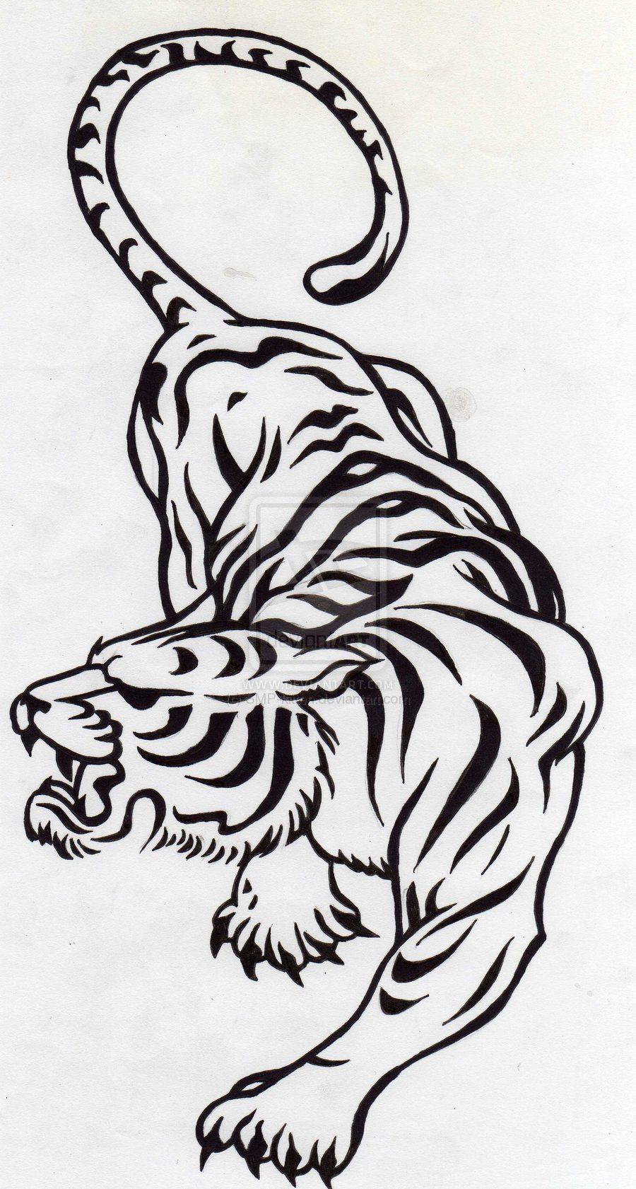 tatto tiger - Buscar con Google | TIGRE - tatuajes ...