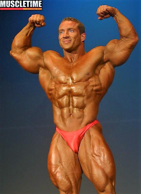 2004 Jaroslav Horvath Slovakia 16 April 1971 Height 5 Foot 5 165 Cm Bodybuilding Physical Fitness Champion