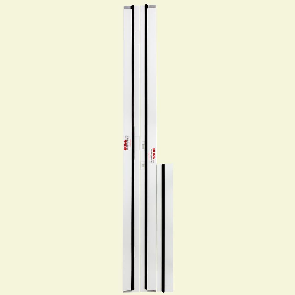 Crescent Door Works Boss 1 1 4 In X 4 9 16 In X 83 In Pvc Jamb