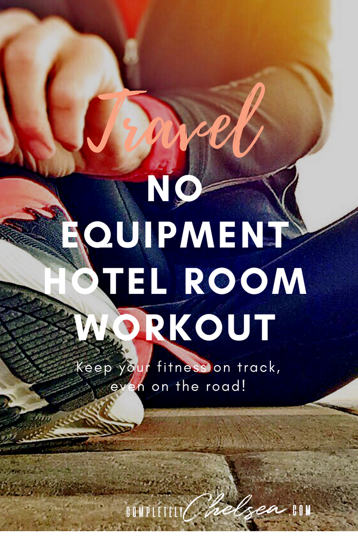 Need a quick workout but don't have a gym handy? No worries, this one will do the trick! You don't n...