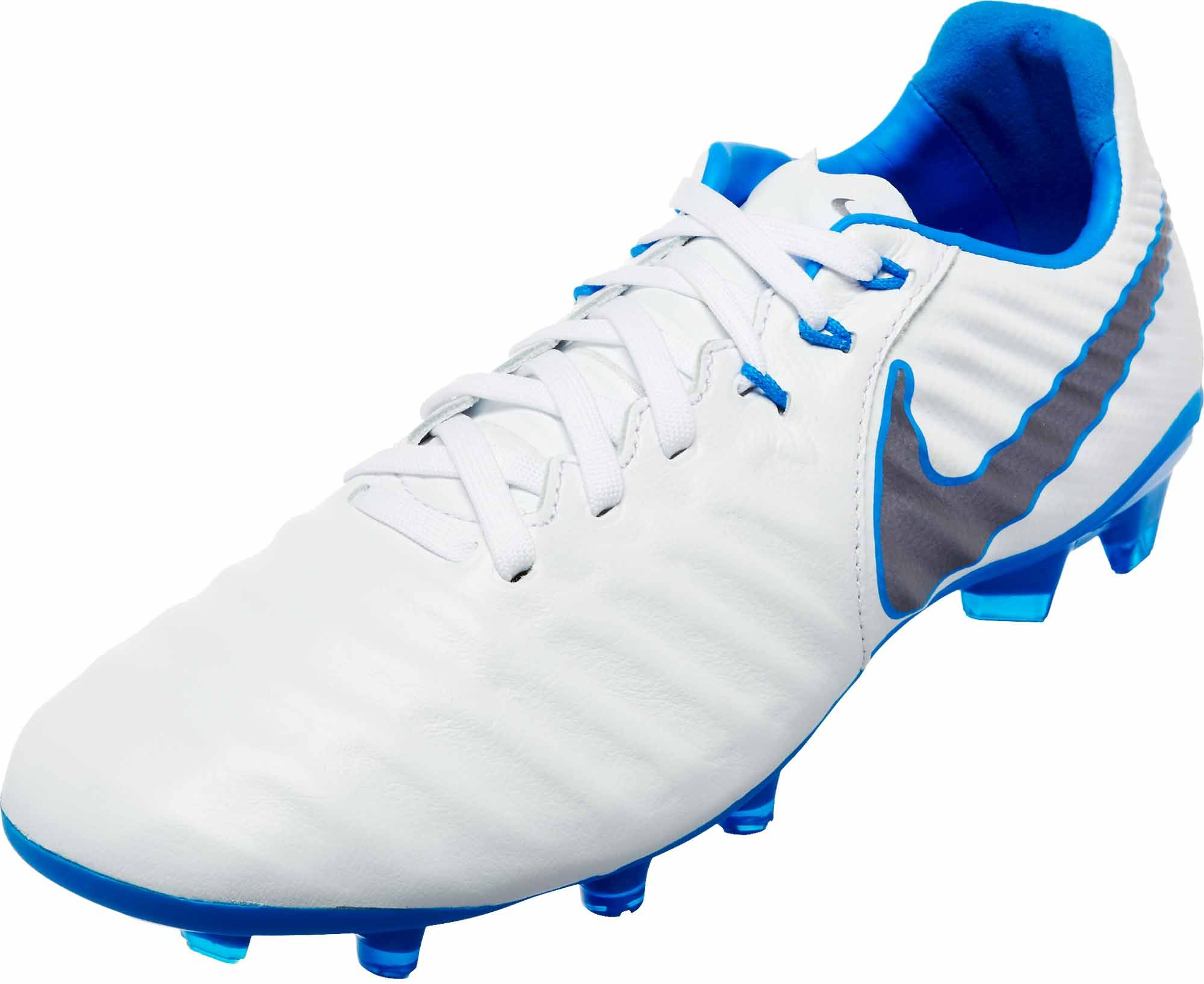 91688a63d23 World Cup pack Just Do It Kids Nike Tiempo Legend VII Elite shoes. Hot at  SoccerPro!