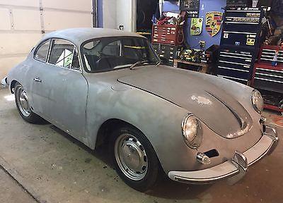 1964 Porsche 356 SC Coupe' 1965 Porsche 356 SC Coupe