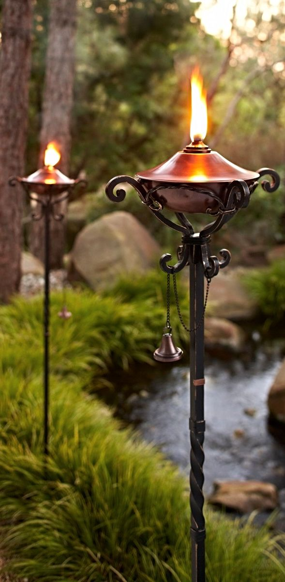 Regent Torches Outdoor