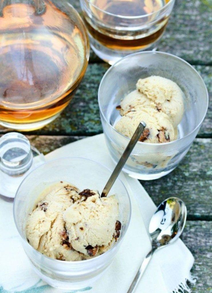 Alcohol infused ice cream recipes