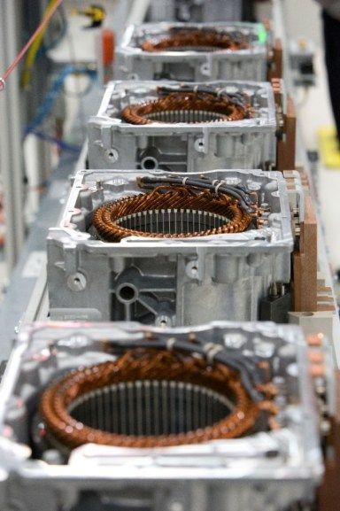 Spark Ev Electric Motor Manufacturing Begins In U S Jon Hall Chevrolet Blog