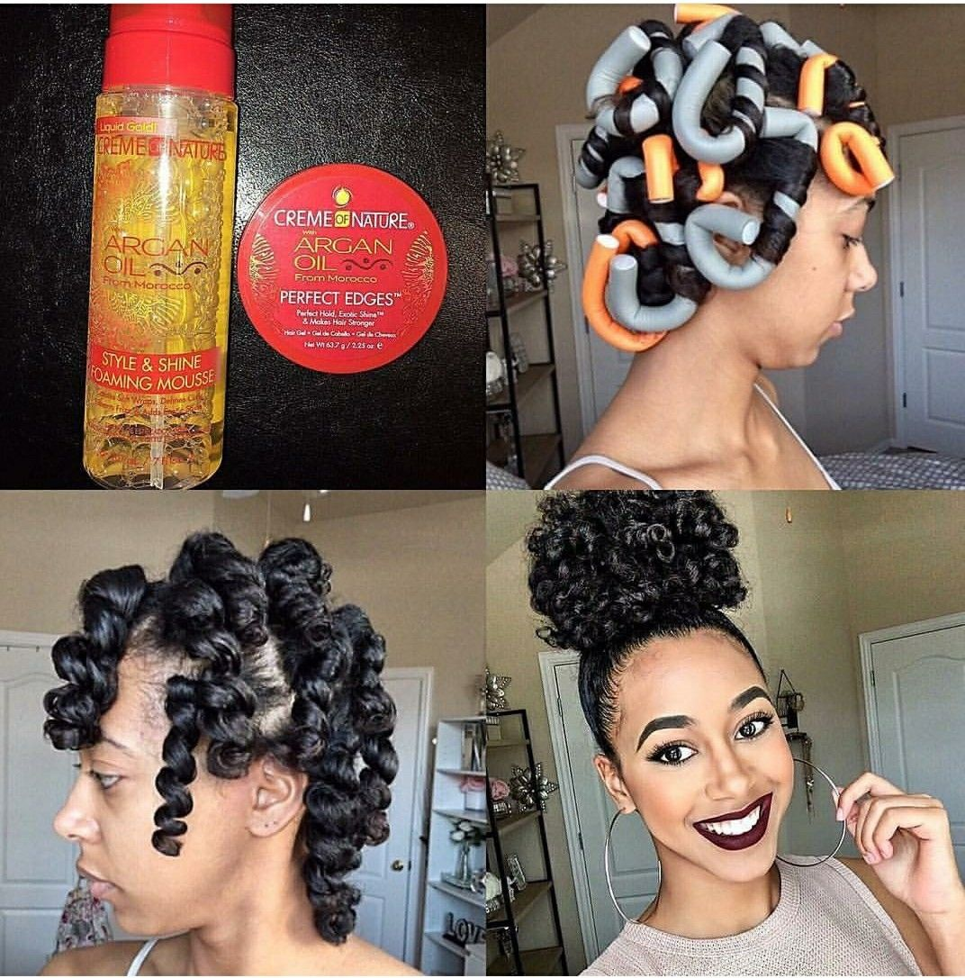 High ponytail protective styles pinterest high ponytails