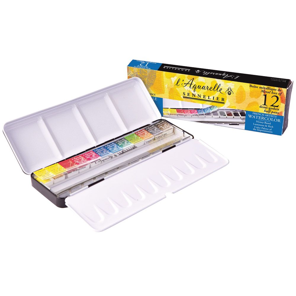 L Aquarelle Artists Watercolor Sets Jerrysartarama Com In 2020