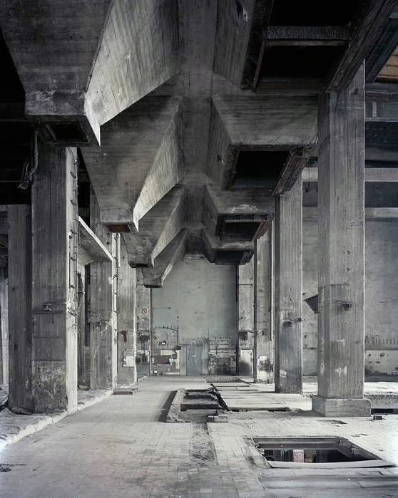 halle am berghain berlin 1 pinterest architecture concrete architecture and concrete. Black Bedroom Furniture Sets. Home Design Ideas