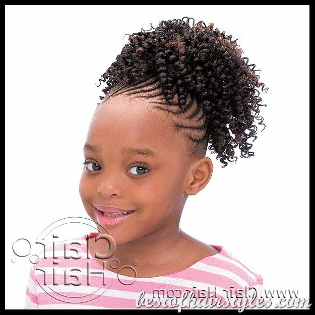Marvelous 1000 Images About Children Hairstyles On Pinterest Protective Short Hairstyles For Black Women Fulllsitofus