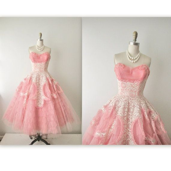 50s Party Dress - Colorful Dress Images of Archive