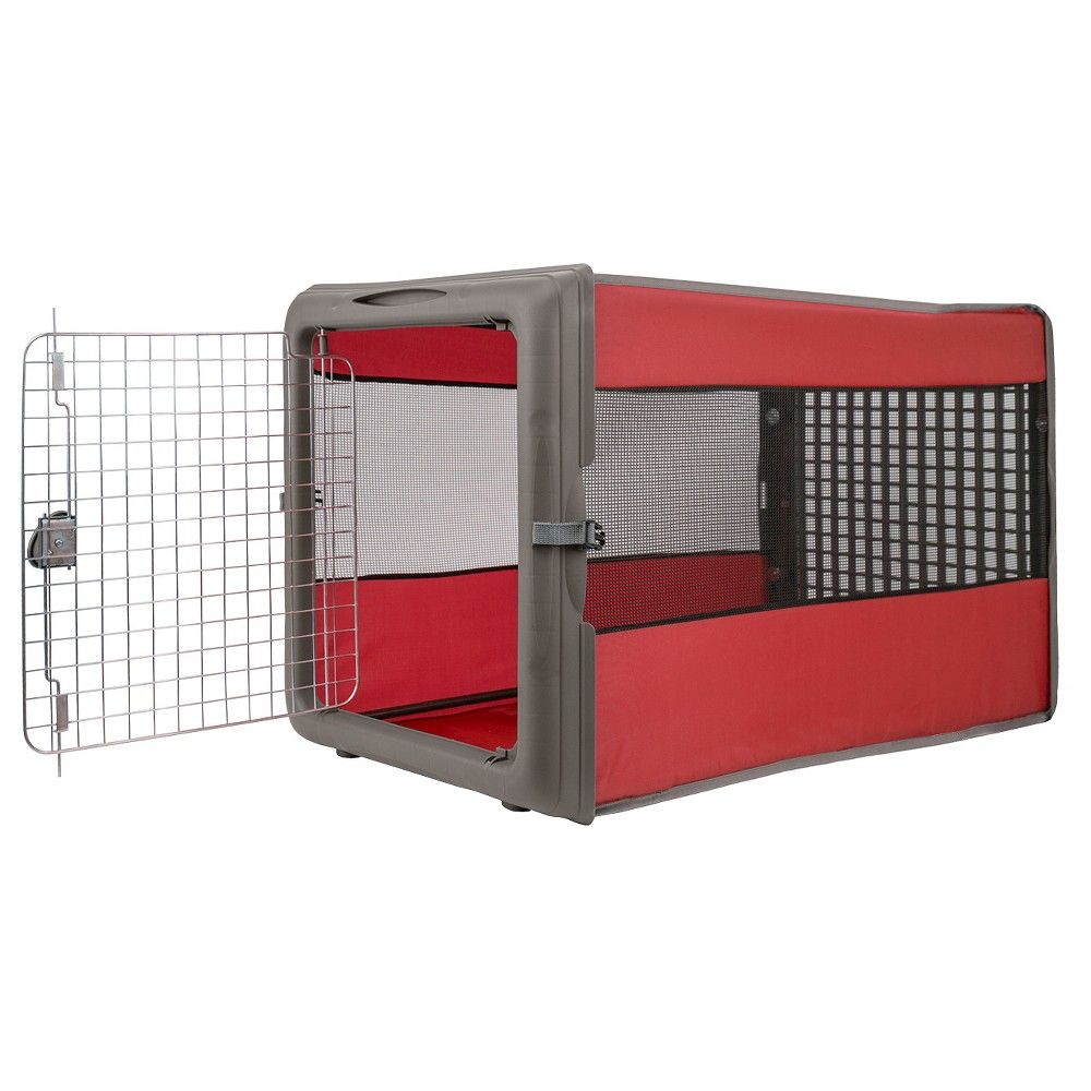Pop Up Crate Large - Boots & Barkley, Red