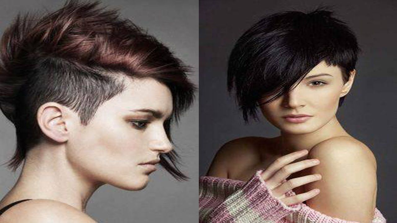 Corte de cabello de mujer Estilo Corto cortes de cabello Pinterest