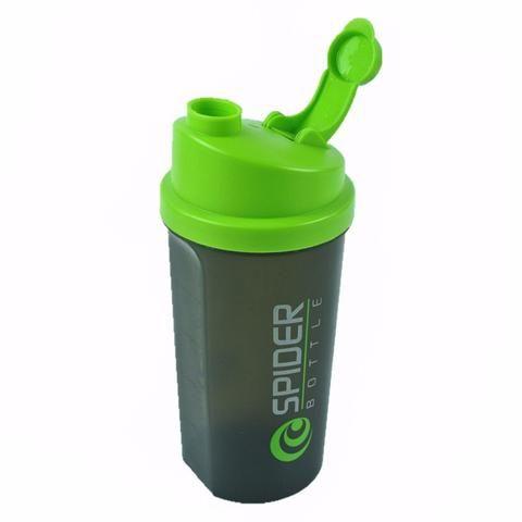 LAOMAO Gymadvisor Protein Shaker Sports Water Shaker Bottle Cup 1 Stainless Blender Mixing Ball for Gym Calisthenics Health Fitness