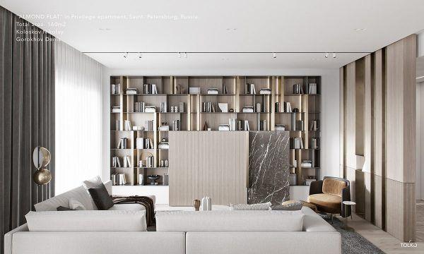 Photo of Luxury Interior Design Using A Neutral Palette