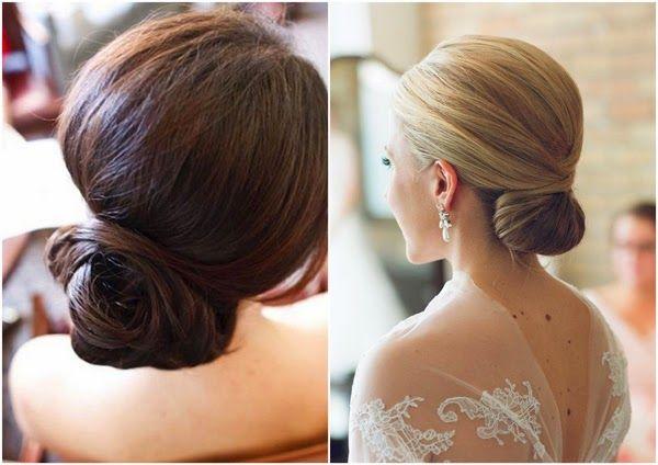 Fryzury ślubne Kok Wesele Wedding Hairstyles For Long