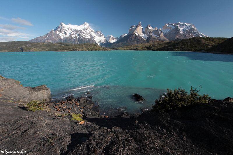Lago Pehoe, Peru