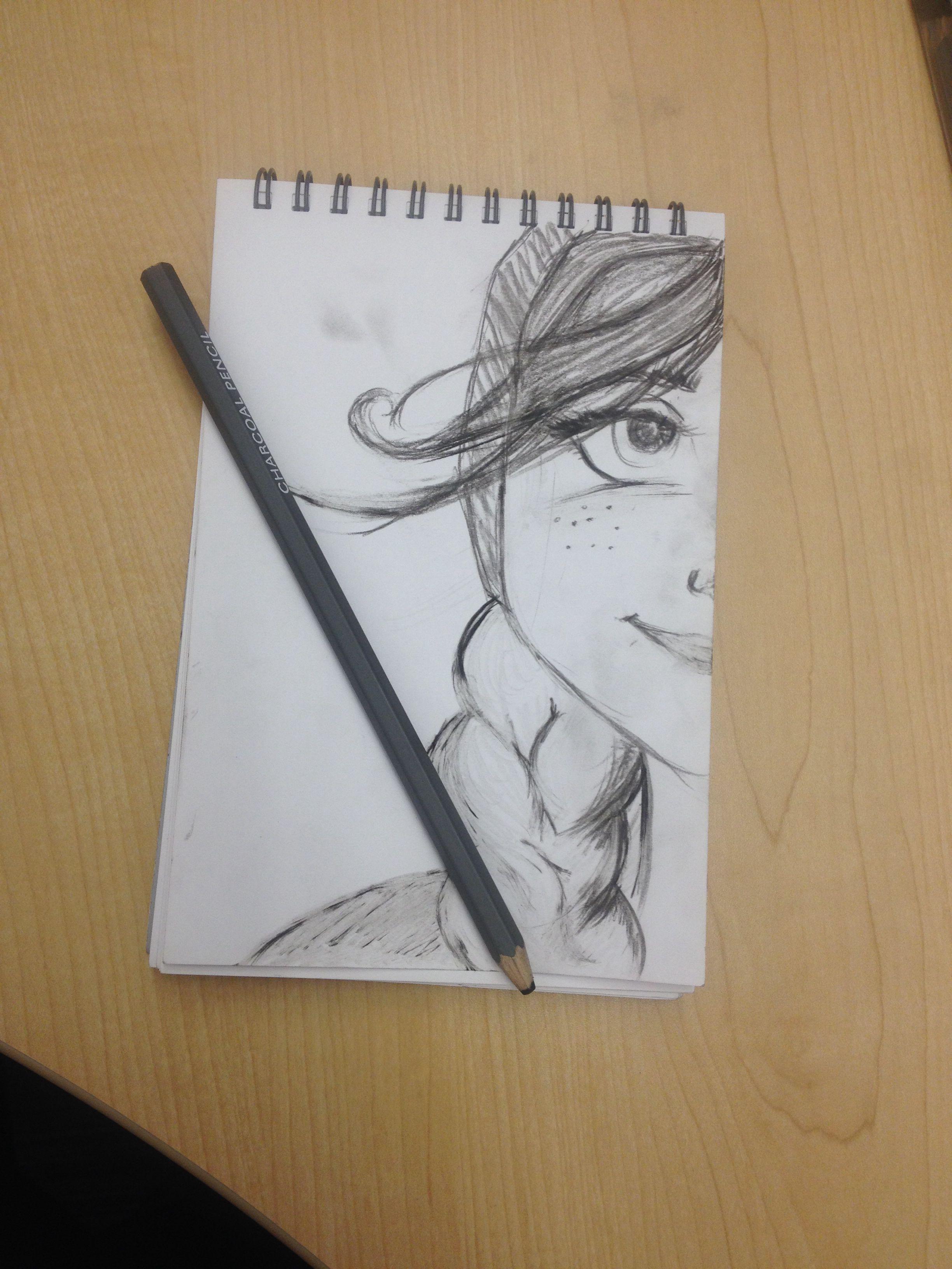Ana, Frozen | my sketchbook