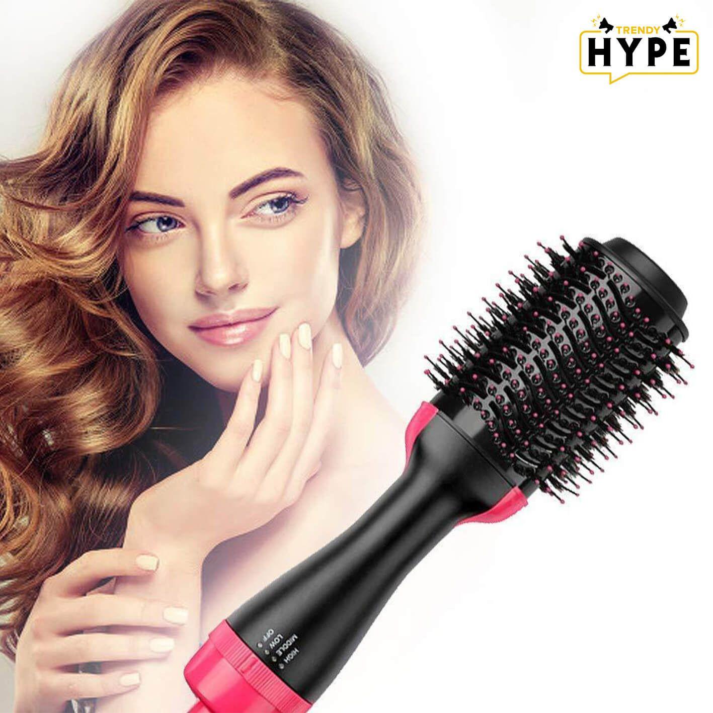 CoCo Diva Hair Dryer Brush™ in 2020 Hair dryer brush