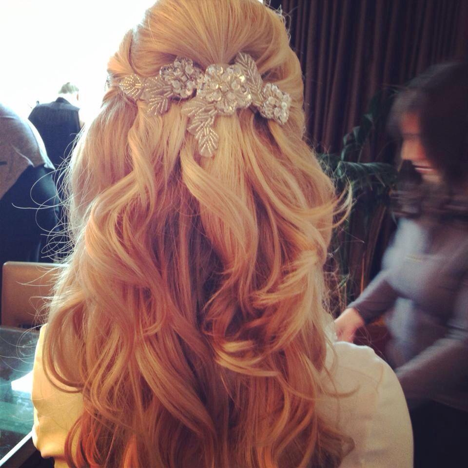 Gorgeous wedding hair pinterest wedding hair styles