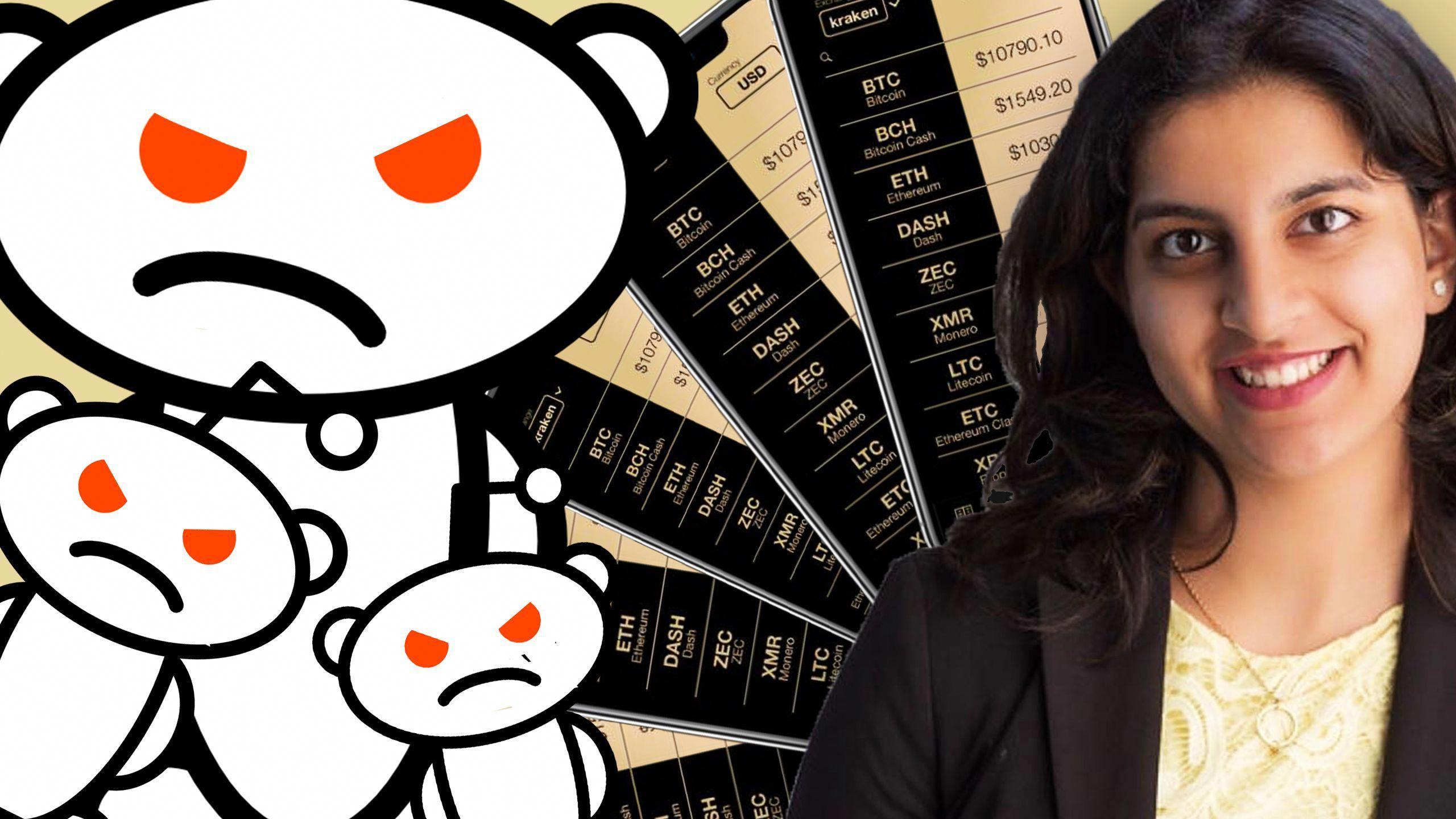 A Reddit mob came after 16yearold Harshita Arora