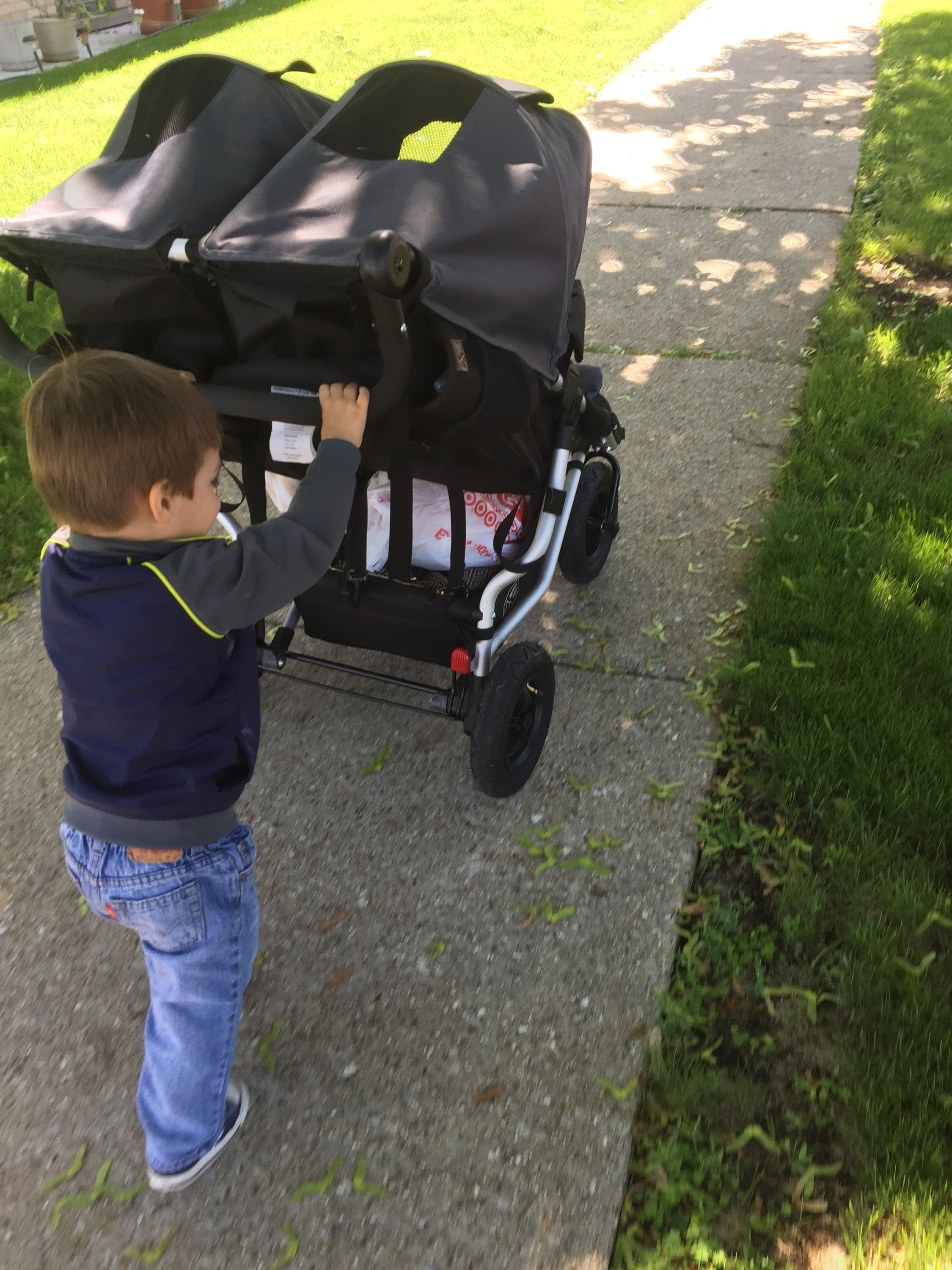 Mountain Buggy Duet Review Size Matters 2015 Mountain Buggy Duet As The Stroller