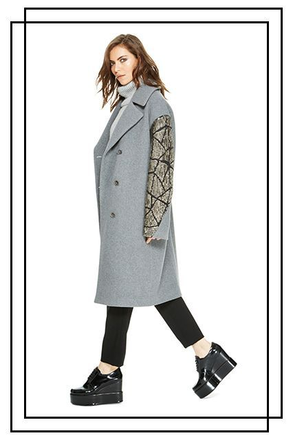 26 Statement Coats You'll Wear All Winter Long #refinery29  http://www.refinery29.com/winter-statement-coats#slide-7  A statement sleeve is a great way to make a subtle splash....