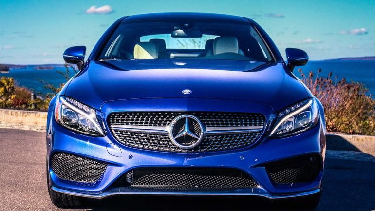 2017 MercedesAMG C43 Coupe Review Notsosmooth operator