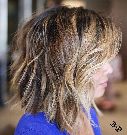 Photo of 80 sensazionali tagli di media lunghezza per capelli folti – i migliori tagli di capelli