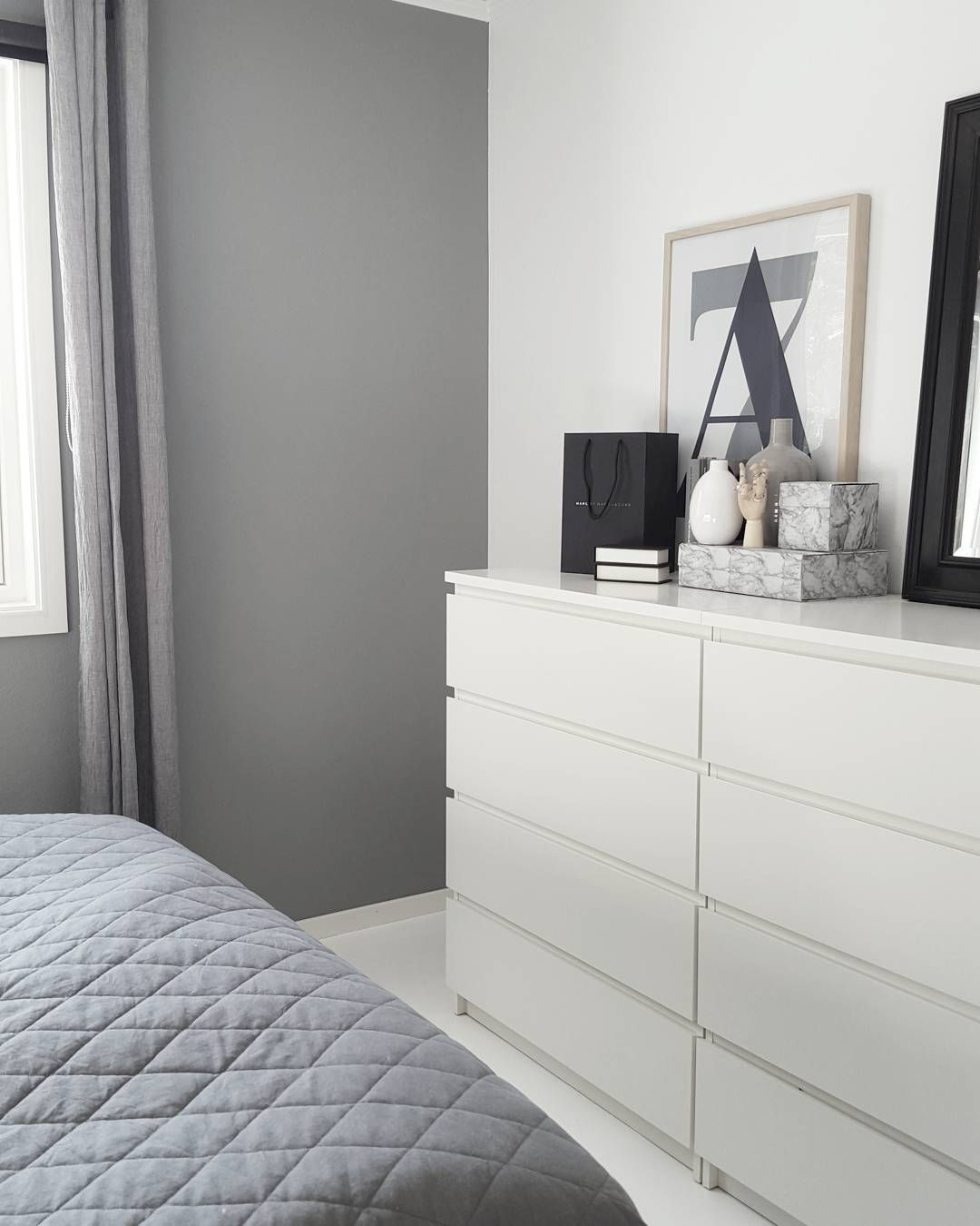 ikea 39 malm 39 dressers ritavalstad bedrooms pinterest schlafzimmer wohn schlafzimmer und. Black Bedroom Furniture Sets. Home Design Ideas