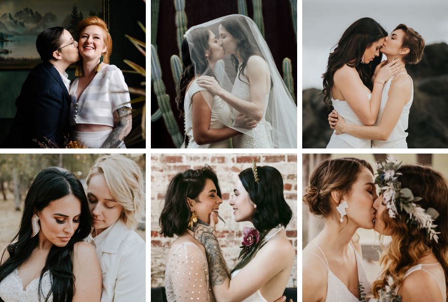 Dancing With Her – Same-Sex Weddings for Queer Women in Love