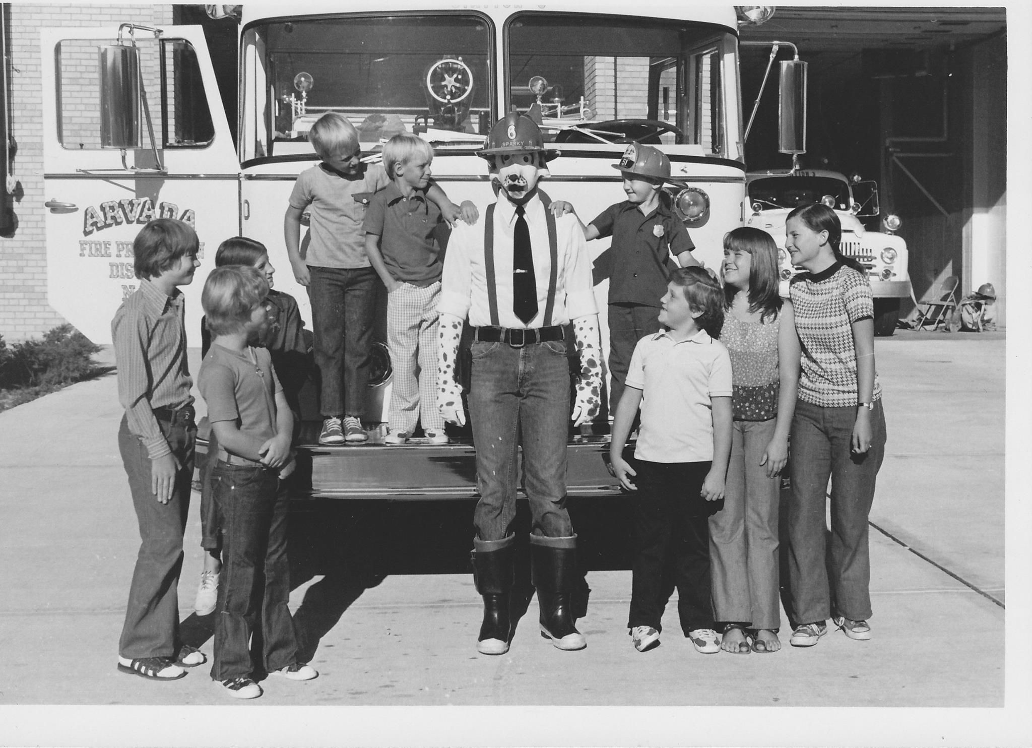 This Is A Picture From A Public Education Event At Station 6 In The 1970 S Public Education Pictures History