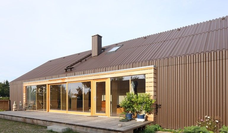 Einfamilienhaus Crussow - Einfamilienhäuser