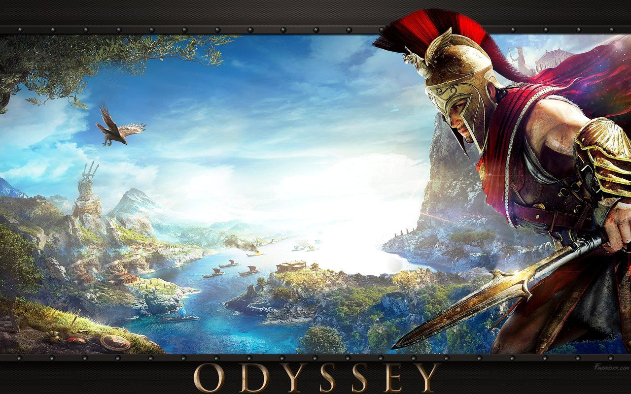 foto de Assassin's creed odyssey wallpaper - Favorisxp. by favorisxp ...
