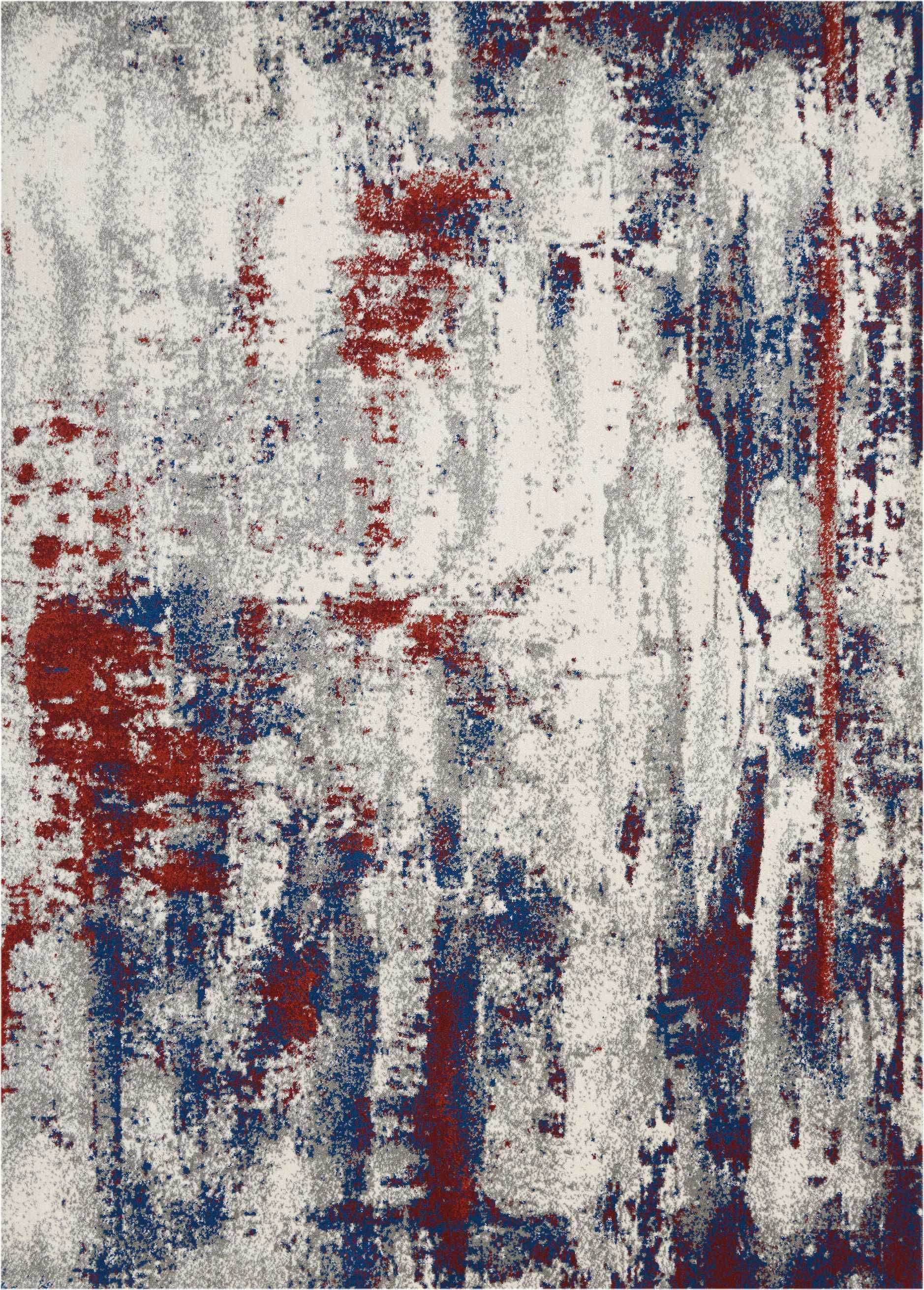 Maxell Mae15 Multicolor Abstract Area Rugs Rugs On Carpet