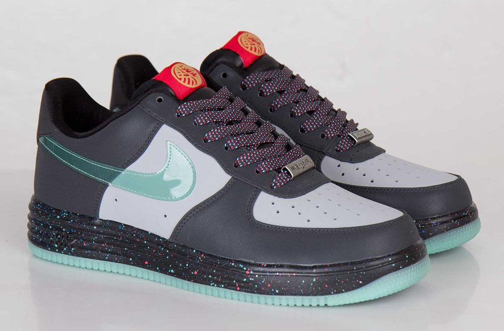 "on sale cd13c ac007 Nike Lunar Force 1 Low ""Year of the Horse"" (Detailed Pictures)"