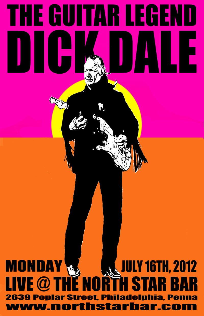 Dick Dale is amazing!