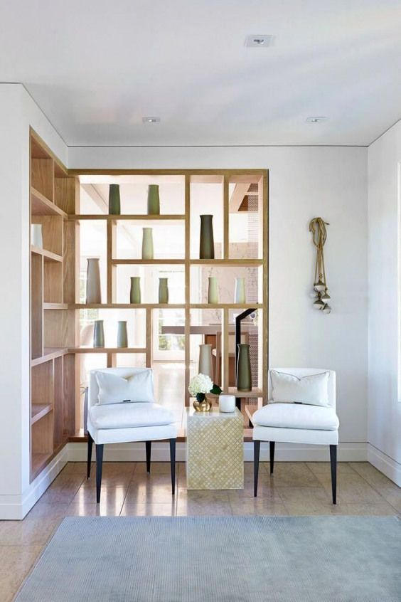 Check out this fabulous room divider ideas before you start decorating your space