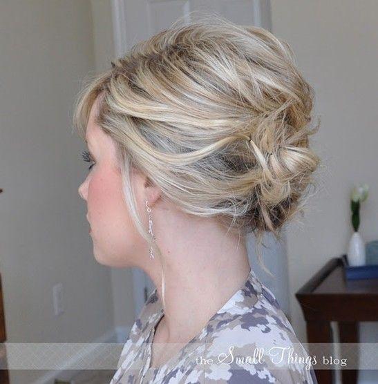 10 Updo Hairstyles For Short Hair Easy Updos For Women Pretty Designs Short Wedding Hair Short Hair Updo Hair Styles
