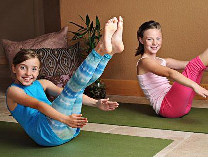 niños de yoga - Google Search