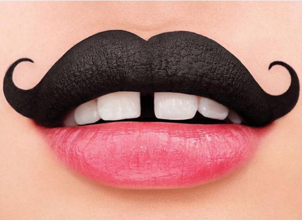 50 Lip Art Designs You Should See Before Halloween Lip