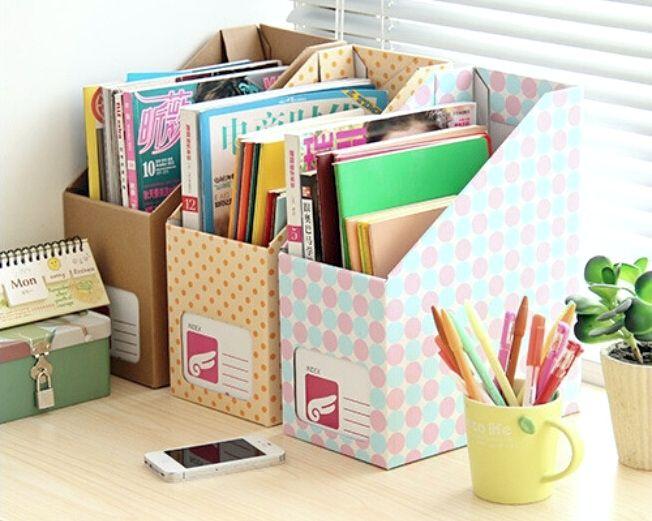 Home Office Decorados E Organizado