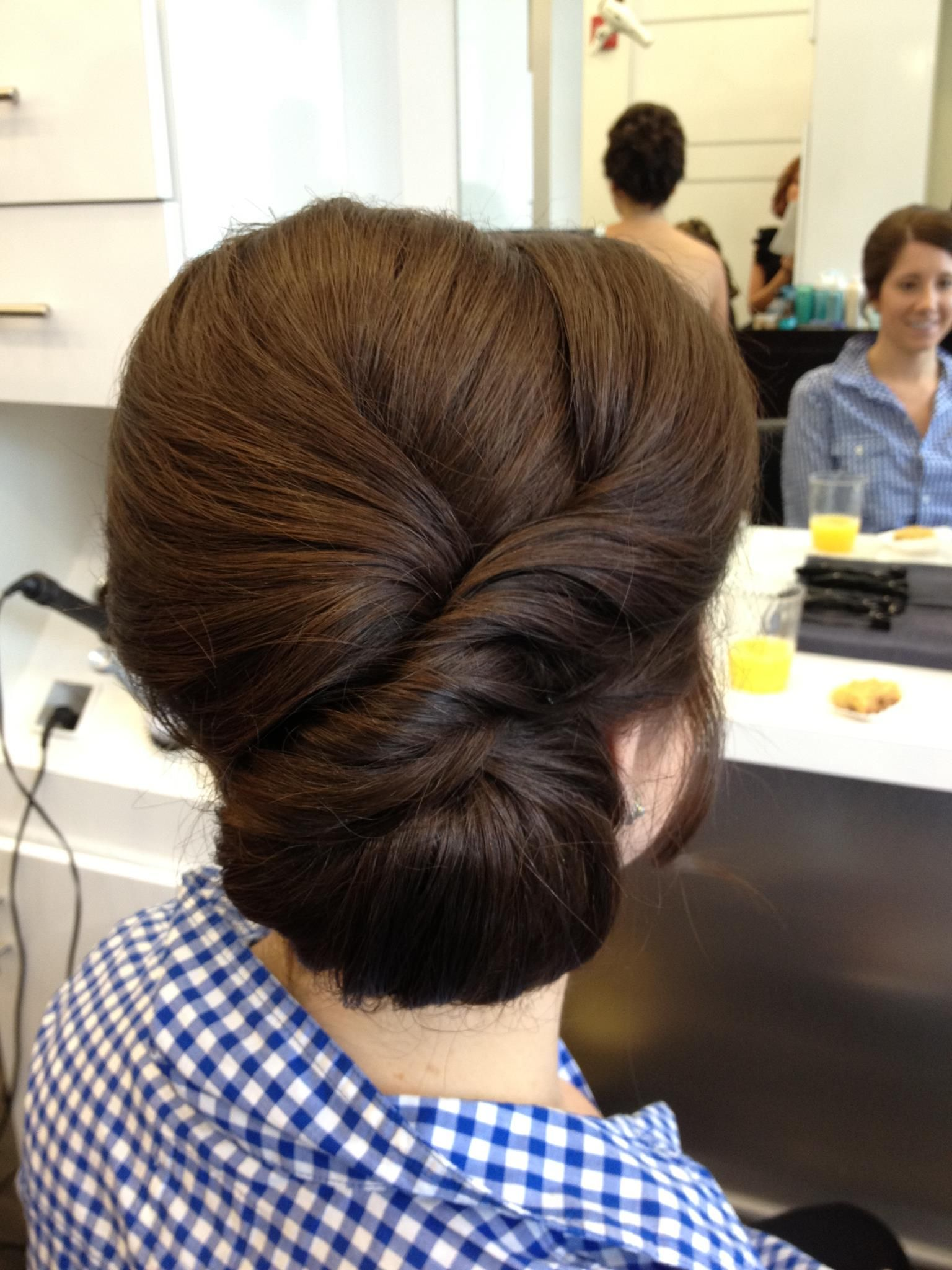 stylist: keri unger. Hair, up-do, formal